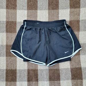 Nike Dry-Fit Running Black Shorts
